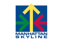 Manhattan Skyline logo
