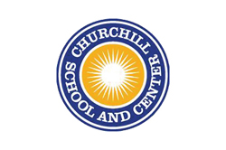 The Churchill School and Center logo